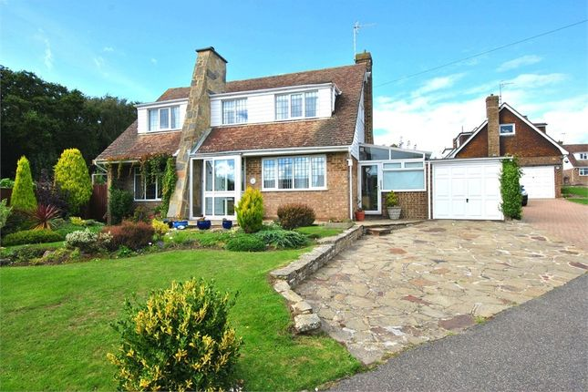 Thumbnail Detached house for sale in Hawkhurst Way, Bexhill-On-Sea, East Sussex