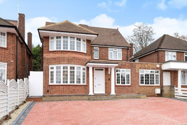 Thumbnail Detached house for sale in St Marys Avenue, Finchley N3,