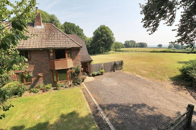 Thumbnail Semi-detached house for sale in Cansiron Lane, Ashurst Wood, East Grinstead