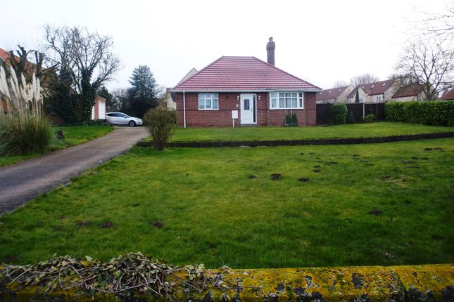 Thumbnail Detached bungalow to rent in Brookside, Scopwick, Lincoln