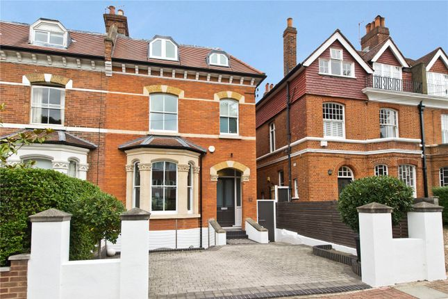 Thumbnail Semi-detached house for sale in Melrose Road, London