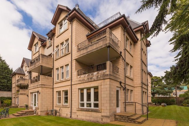 Thumbnail Flat for sale in 1/2 Kinellan Road, Murrayfield, Edinburgh