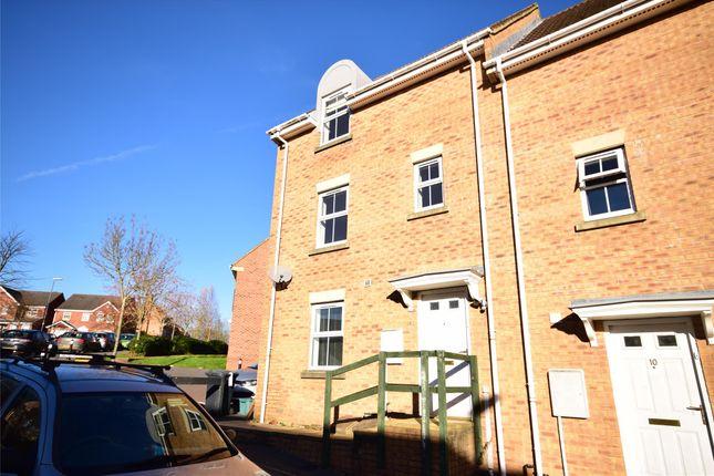 Thumbnail Maisonette to rent in Casson Drive, Stapleton, Bristol