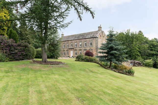 Thumbnail Country house for sale in Newmoor Hall, Longframlington, Northumberland