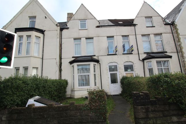Thumbnail Terraced house for sale in Richmond Road, Cathays, Cardiff