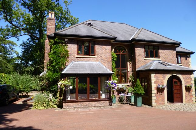 Thumbnail Detached house for sale in Cranes Lane, Lathom, Ormskirk, Lancashire