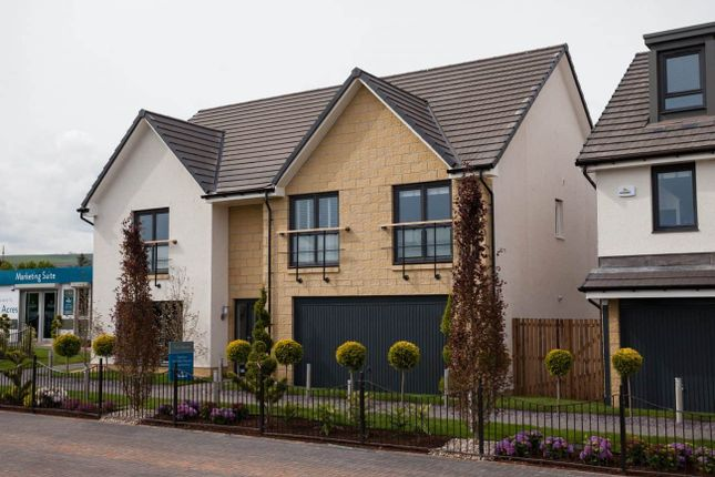 """Thumbnail 5 bed detached house for sale in """"Sienna"""" at Townhead, Auchterarder"""