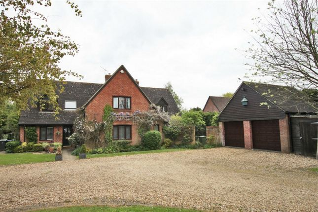 Thumbnail Detached house for sale in Littlemere House, 6 Strongs Close, Keevil, Wiltshire