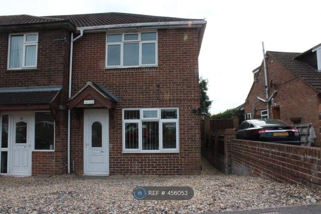 Thumbnail End terrace house to rent in Oak Road, Fareham