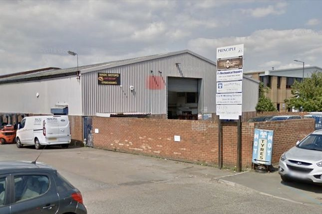 Thumbnail Light industrial for sale in Unit Crabtree Road, Egham, Surrey