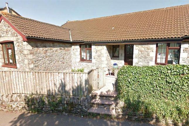Thumbnail Bungalow to rent in East Street, Denbury, Newton Abbot