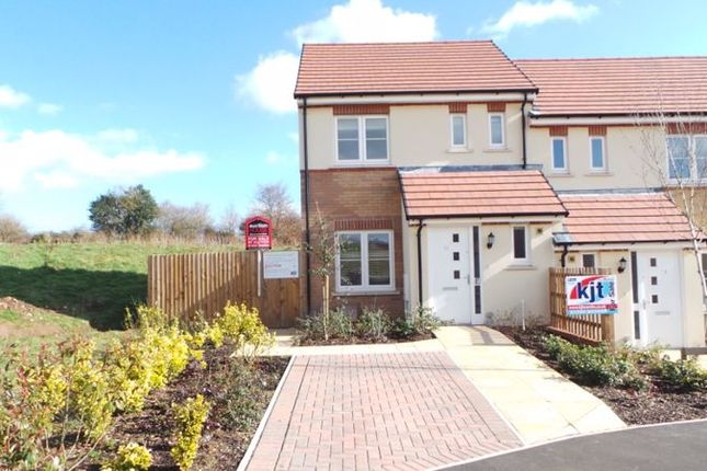 2 bed end terrace house to rent in Par Four Lane, Lydney GL15