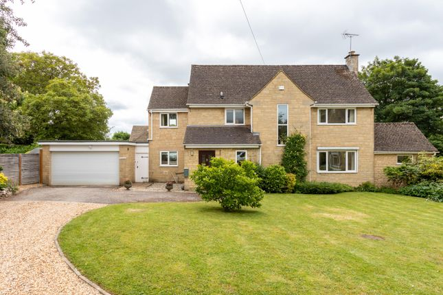 Thumbnail Detached house for sale in Baunton Lane, Stratton, Cirencester, Gloucestershire