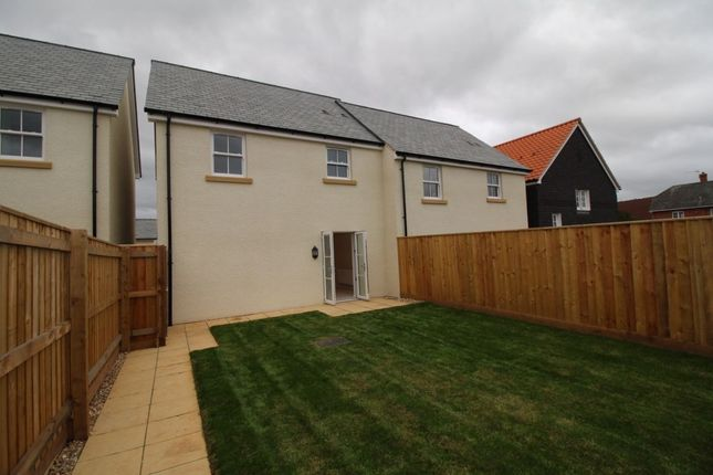 2 bed semi-detached house for sale in Court Barton Close, Thorverton, Exeter