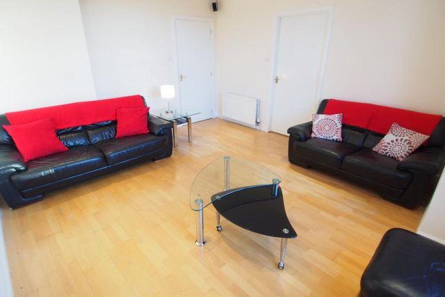 Lounge of St Stephens Court, Charles Street AB25
