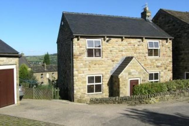 Thumbnail Detached house to rent in Hob Hill Meadows, Glossop, Derbyshire
