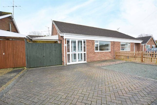 Thumbnail Bungalow for sale in The Holly Grove, Quedgeley, Gloucester