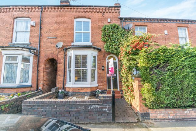 Thumbnail Terraced house for sale in Metchley Lane, Harborne, Birmingham
