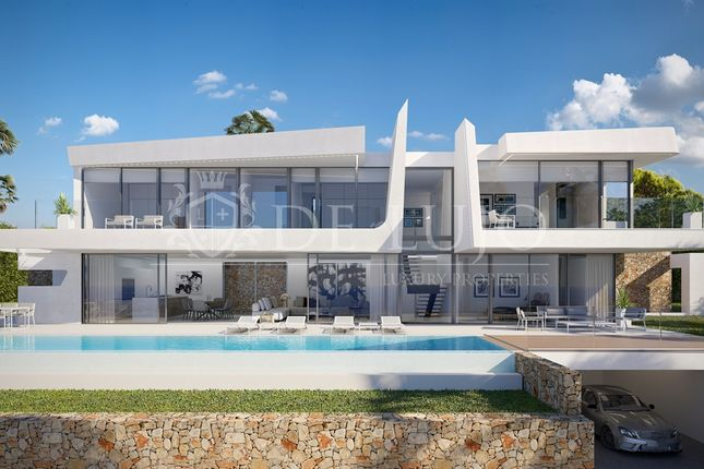 Villa for sale in Pinar Del Advocat, Moraira, Alicante, Valencia, Spain