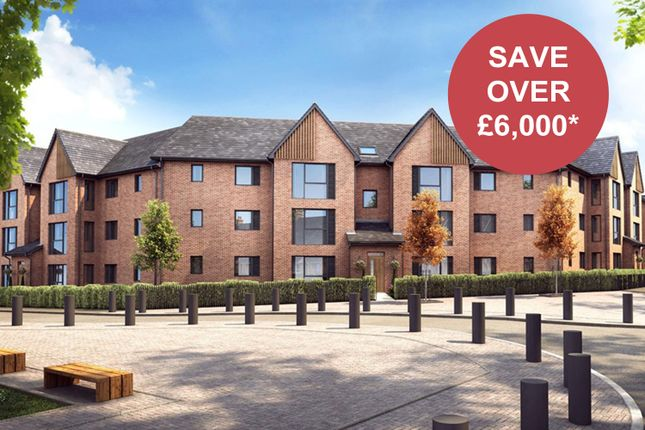 """Thumbnail Flat for sale in """"Enderby Special 1"""" at Beggars Lane, Leicester Forest East, Leicester"""