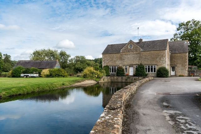 Thumbnail Detached house for sale in Reybridge, Lacock, Chippenham