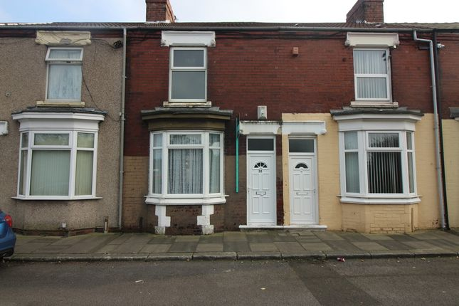 Thumbnail Terraced house to rent in Esk Street, North Ormesby, Middlesbrough