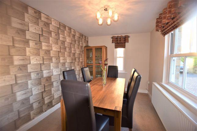 Dining Room of Pike Close, Hayfield, High Peak SK22