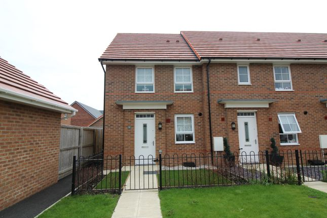 Thumbnail Terraced house to rent in Hawthorn Drive, Thornton-Cleveleys