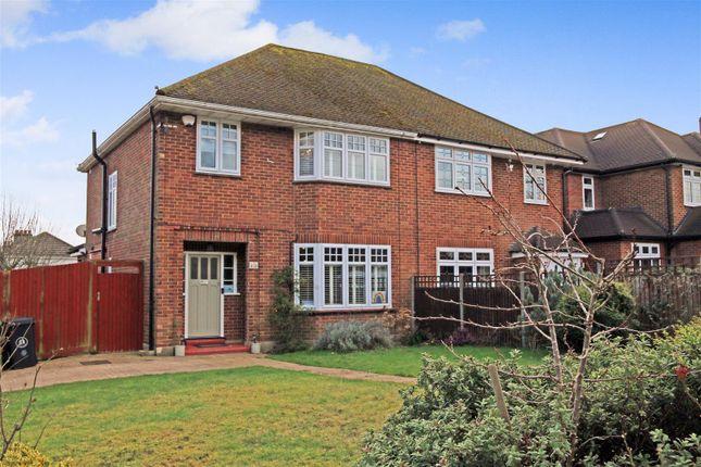 3 bed semi-detached house for sale in Harris Lane, Shenley, Radlett WD7