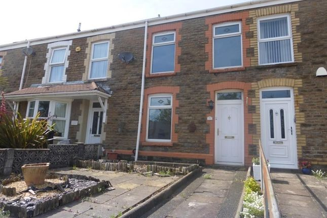 Thumbnail Terraced house to rent in Siding Terrace, Skewen, Neath