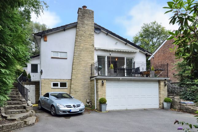 Thumbnail Detached house to rent in Curley Hill Road, Lightwater