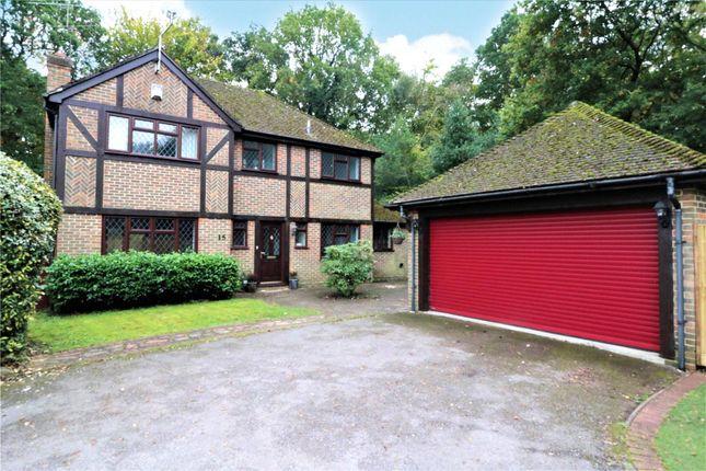Detached house for sale in Marjoram Close, Farnborough, Hampshire