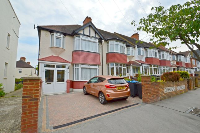 Thumbnail End terrace house for sale in Havelock Road, Addiscombe, Croydon