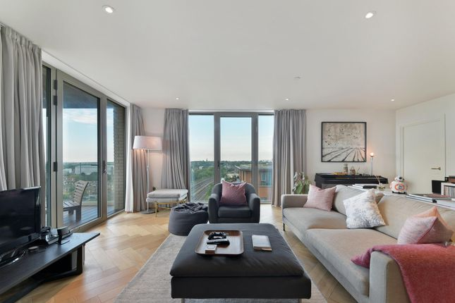 Thumbnail Flat for sale in Milne Building, West Hampstead Square