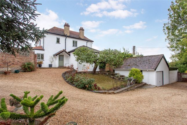 Thumbnail Detached house for sale in Crowmarsh Hill, Crowmarsh, Oxfordshire