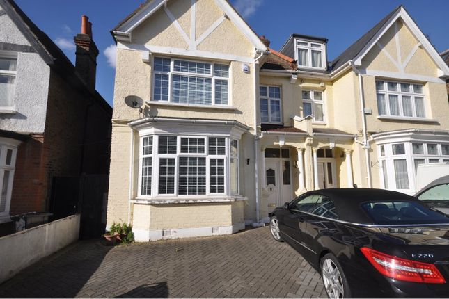 Thumbnail Semi-detached house for sale in Bellingham Road, London