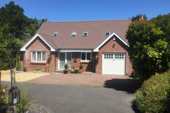 Thumbnail Detached house for sale in Highland Road, Weymouth