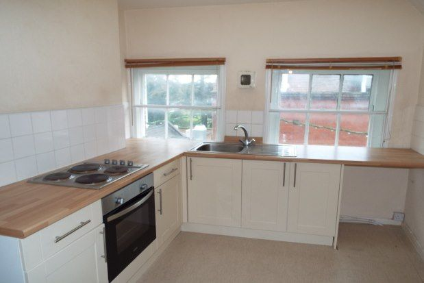 Thumbnail Flat to rent in Worthington House, Lichfield