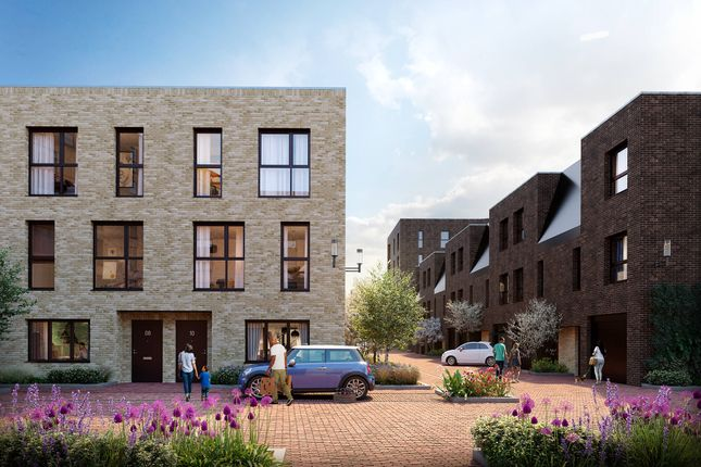 CGI Of Kingsford Row