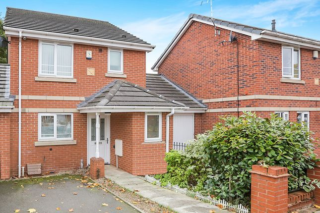 Thumbnail Detached house for sale in Upton Green, Wolverhampton