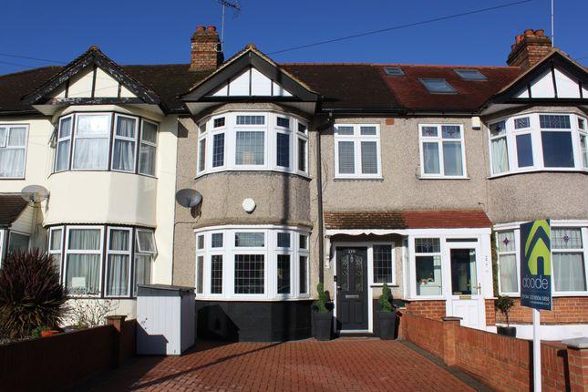 Thumbnail Terraced house for sale in Buckhurst Way, Buckhurst Hill
