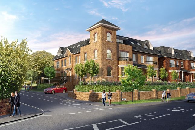 Thumbnail Flat for sale in Campden Road, South Croydon