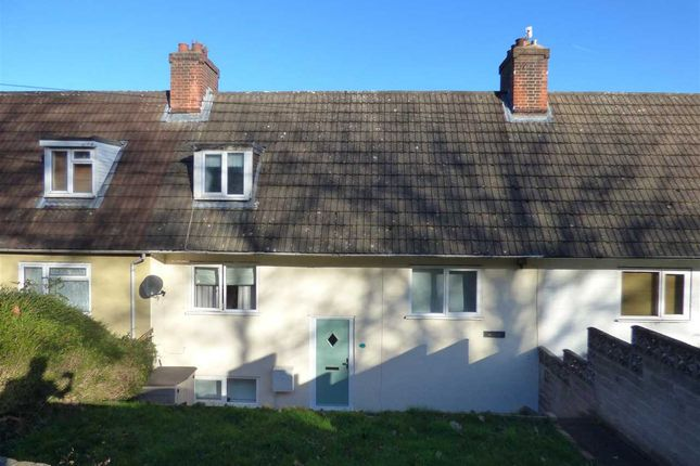 Thumbnail Terraced house for sale in Rockwood Road, Chepstow