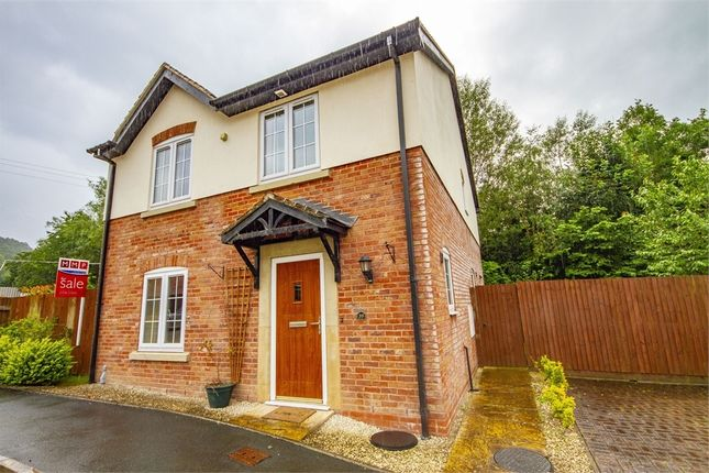 Thumbnail Detached house for sale in Maes Y Dderwen, Llanfyllin, Powys