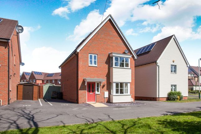 Thumbnail Detached house for sale in Little Garden Close, Romford