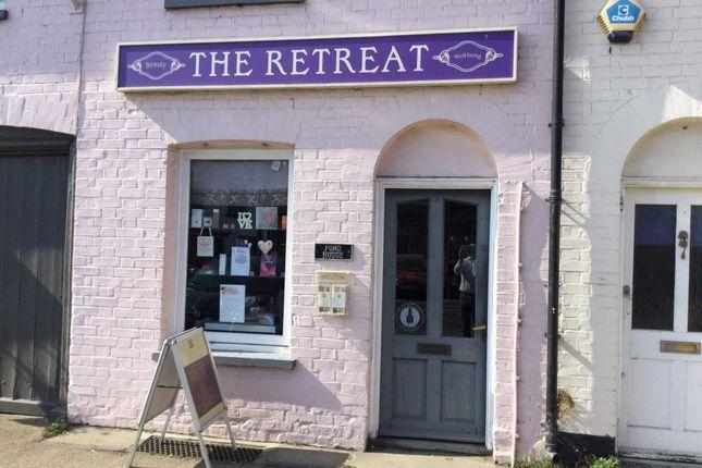 Thumbnail Retail premises for sale in Hall Street, Long Melford, Sudbury