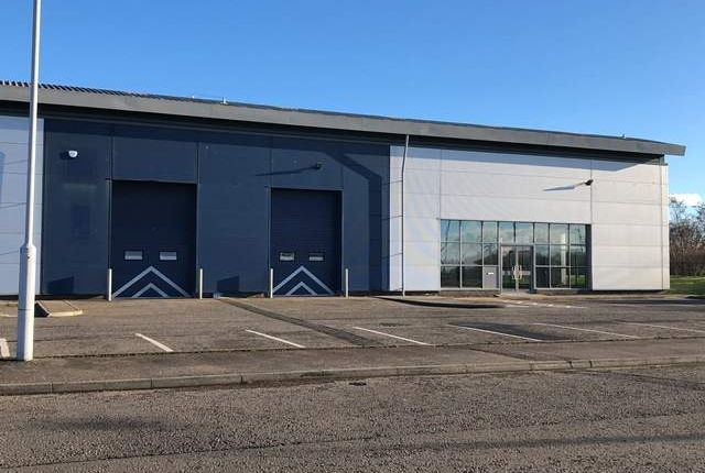 Thumbnail Light industrial to let in Bankhead Park, Glenrothes