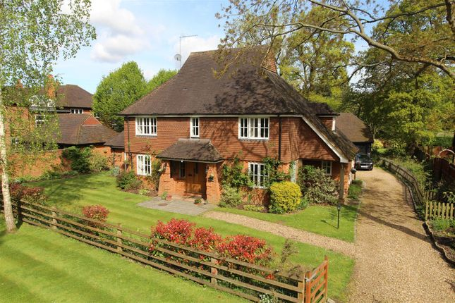 Thumbnail Detached house for sale in Coombe Lane, Worplesdon, Guildford