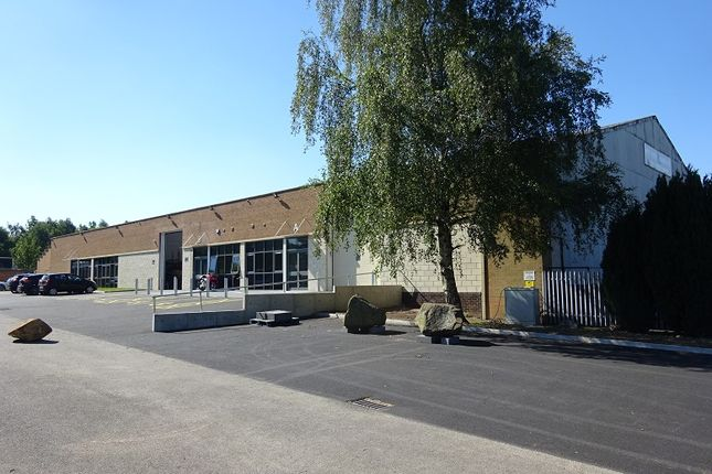 Thumbnail Industrial to let in Sockmine Business Park, Coxmoor Road, Sutton In Ashfield, Nottinghamshire