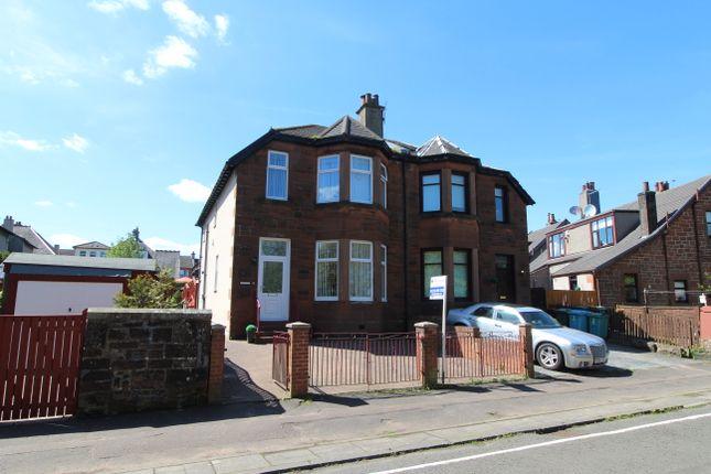 Thumbnail Semi-detached house for sale in Park Street, Coatbridge